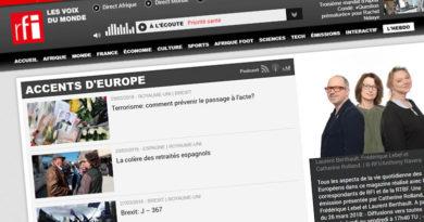 Radio France Internationale fait découvrir les radioamateurs