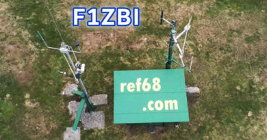 Balise 23cm F1ZBI remise en service
