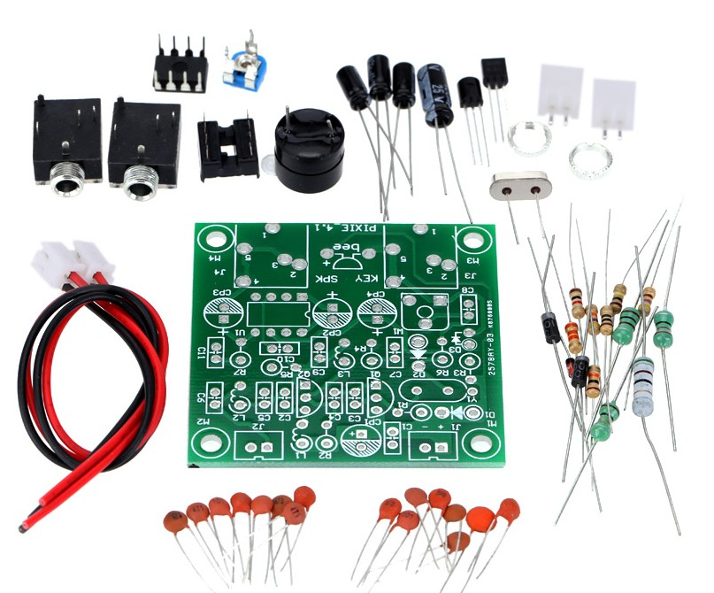7-023MHz-DIY-PIXIE-Kit-CW-Short-Wave-Ham-Radio-Telegraph-Transceiver-Transmitter-Receiver (4)