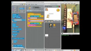 Scratch sur Raspberry Pi
