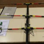 F4GSN Antenne Yagi bande aviation