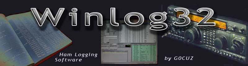 "Carnet de trafic ""habituel"" Winlog32 de G0CUZ"