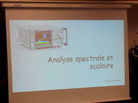 analyse spectrale