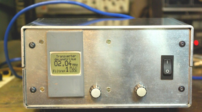 Transverter décamétrique par F5HW