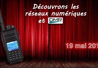 Présentation des modes numériques et le DMR
