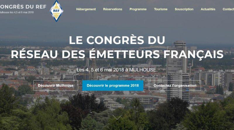 Le congrès du REF à Mulhouse