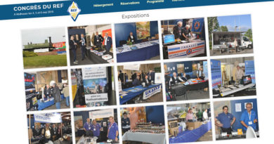 Les photos, et conférences du Congrès du REF en ligne