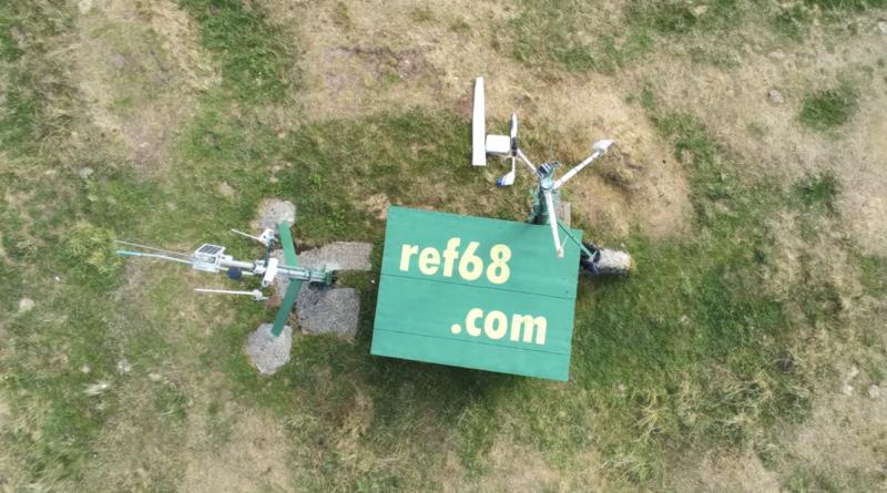 Relais VHF F1ZDG