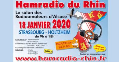Le salon HamRadio du Rhin
